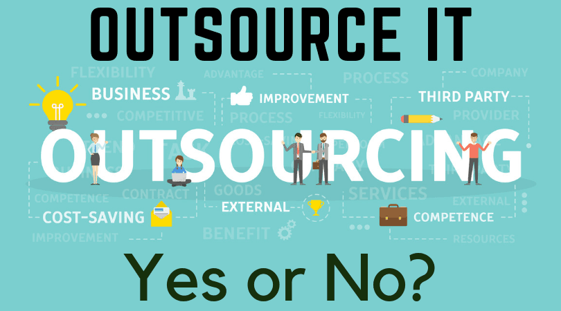 How Can Local Companies Best Use Outsourced IT Services?